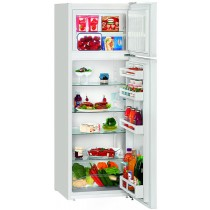 Двухкамерный холодильник Liebherr CTP 2921