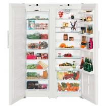 Side-by-side холодильник Liebherr SBS 7212